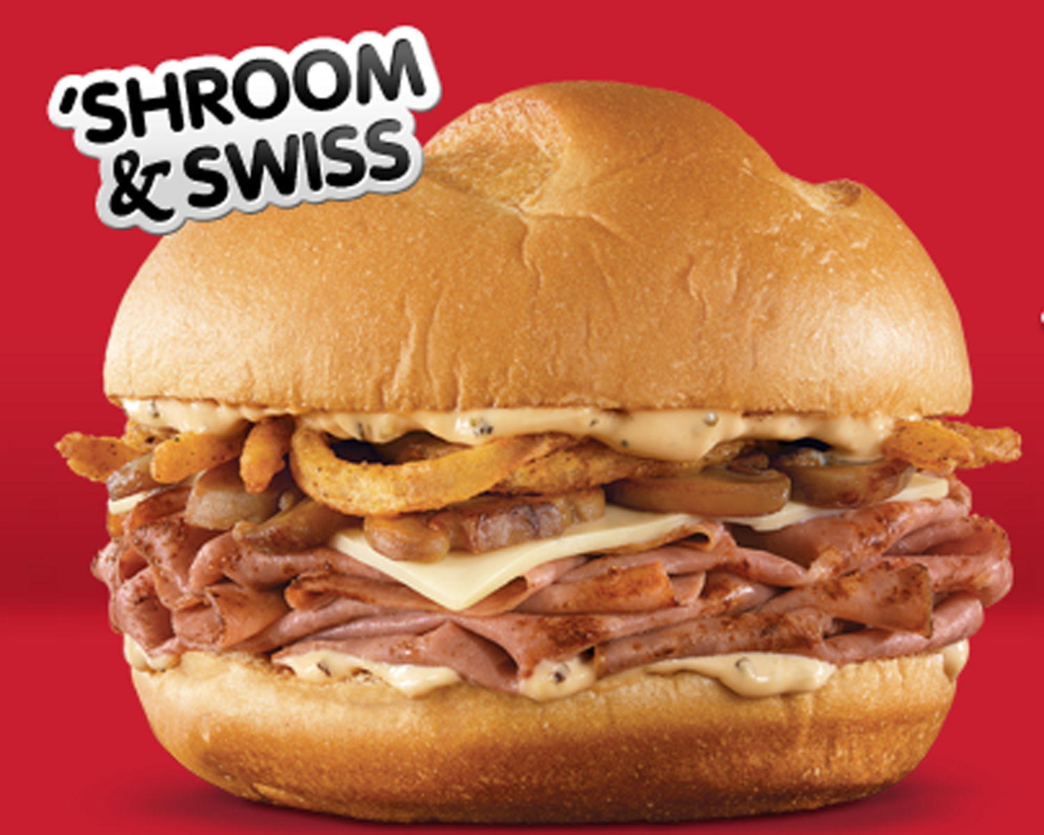 arby's shroom and swiss