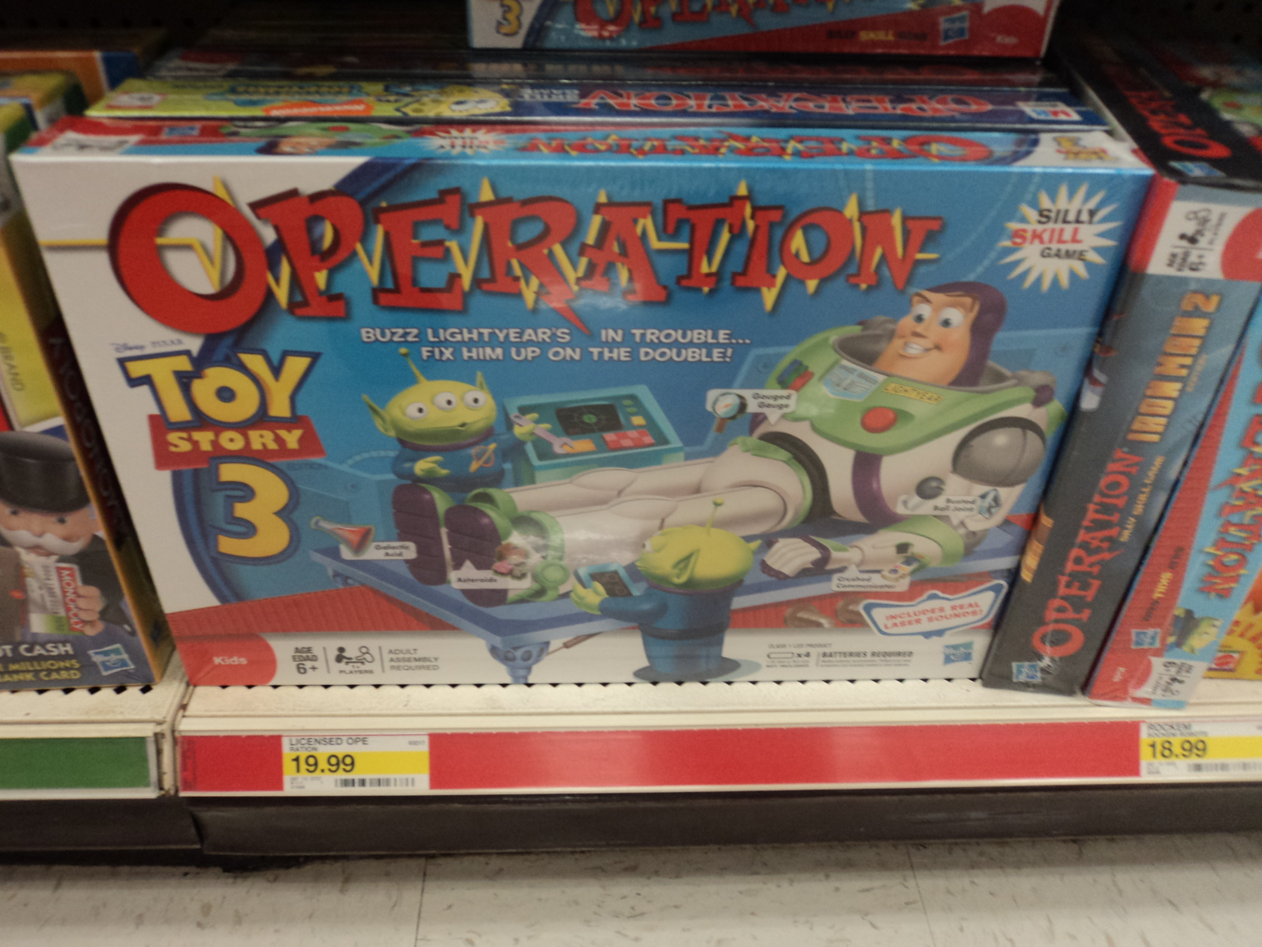 toy story operation target