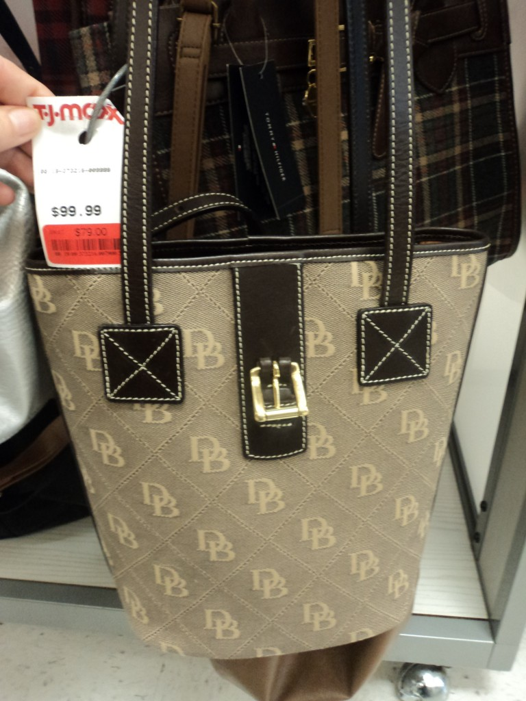 tjmaxx handbags dooney & bourke