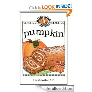 gooseberry patch pumpkin cookbook kindle freebie