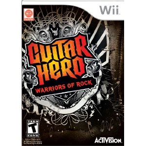 guitar hero-warriors of rock