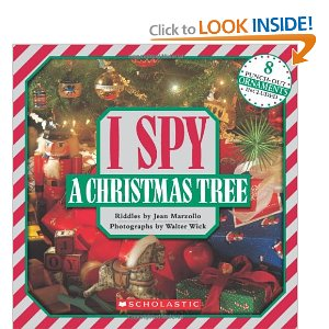 i spy a christmas tree amazon book deal