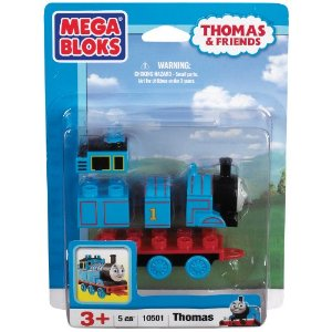 mega bloks thomas train buildables amazon toy deal