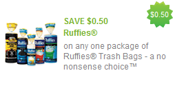 ruffies trash bags coupon
