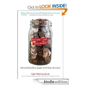 saving for retirement kindle freebie