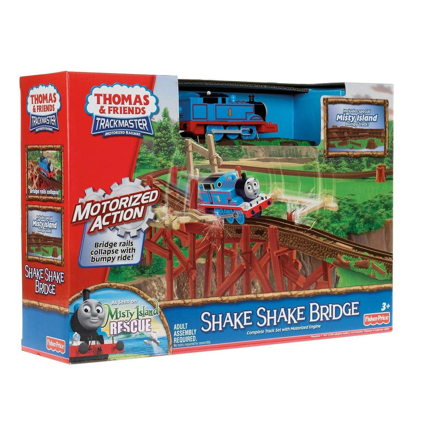 thomas shake bridge