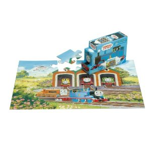 thomas and friends train floor puzzle amazon toy deal
