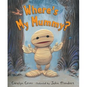 wheres my mummy halloween book deal amazon