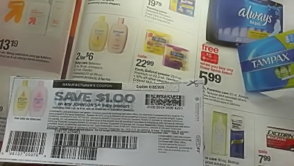 johnsons target coupon
