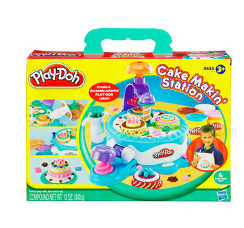 play-doh cake maker