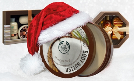 the body shop-groupon