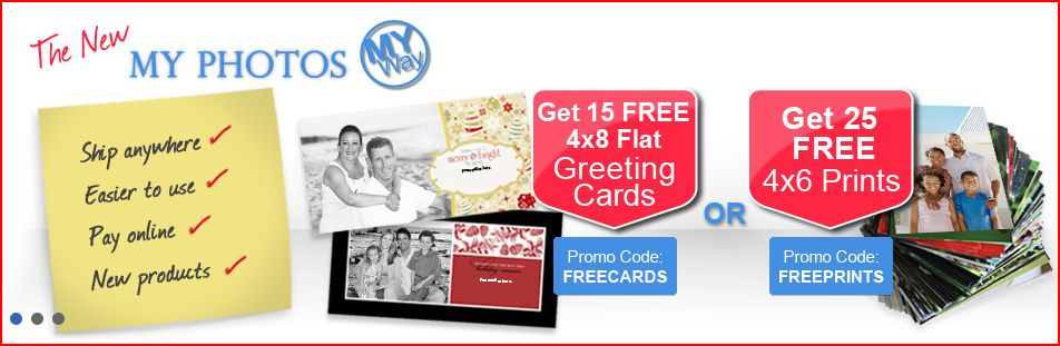 Rite Aid Free Photos Cards