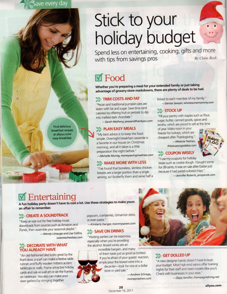 all you magazine december 2011