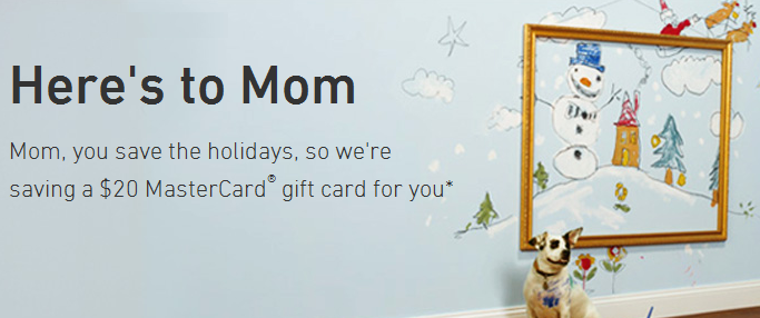 mastercard holiday free gift card