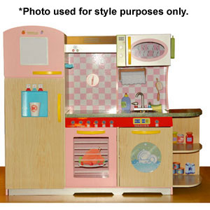 Childrens Ultimate Play Kitchen
