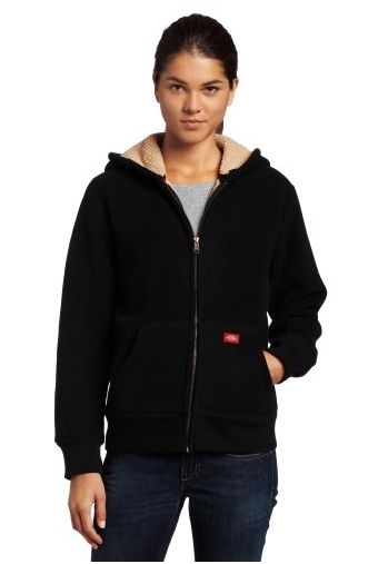 Dickies Women's Sherpa Lined Fleece Jacket