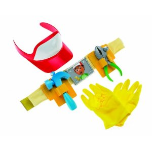 Fisher Price Handy Manny On-The-Job Tool Belt