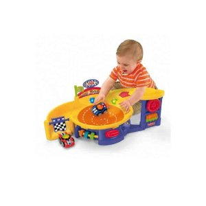 Fisher-Price Lil' Zoomers Spinnin' Sounds Speedway - Amazon Toy Deal