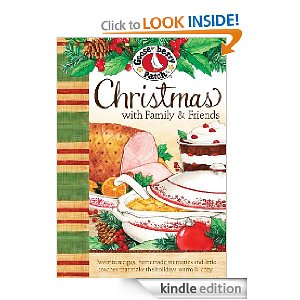 Gooseberry Patch Christmas Cookbook kindle freebie