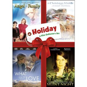 Holiday Four-Film Collector's Set - Amazon