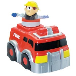 Kid Galaxy Spin 'n Go Fire Truck