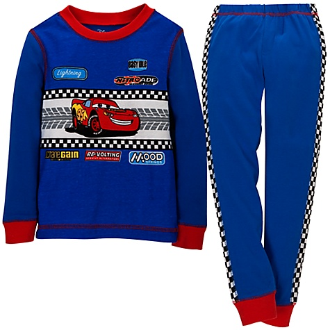 Lightning McQueen PJ Pal - Disney