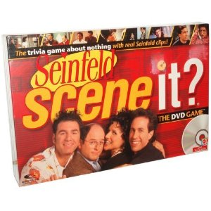 Mattel Scene it? Seinfeld DVD Game