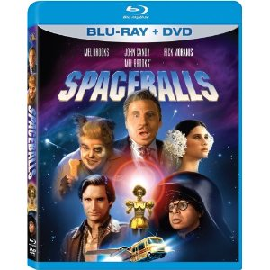 Spaceballs (Two-Disc Blu-ray/DVD Combo)