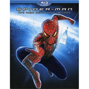 Spider Man Trilogy - Blu Ray - Amazon