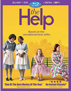 The Help - Includes Digital Copy (Blu-ray/DVD)