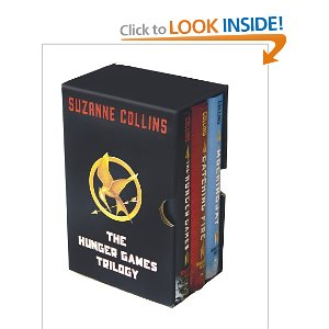 The Hunger Games Trilogy Boxed Set [Hardcover]