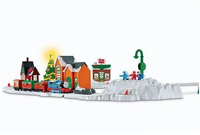 Thomas & Friends Holiday Train Set by Fisher-Price - Kohls