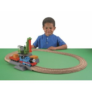 "Thomas the Train: TrackMaster Colin in ""The Party Surprise"""