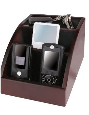 Totes Men's Mini Docking Station - Amazon