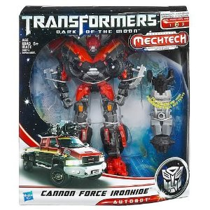 Transformers: Dark of the Moon - MechTech Voyager - Ironhide