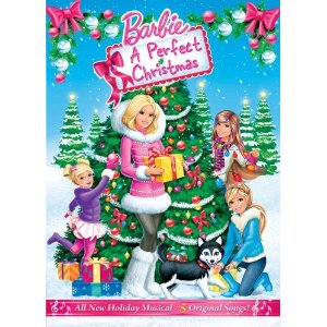 barbie perfect christmas dvd coupon