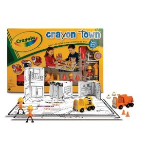 crayola crayon town amazon toy deal