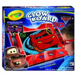 crayola glow board cars amazon toy deal