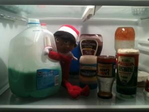 silly elf on the shelf ideas