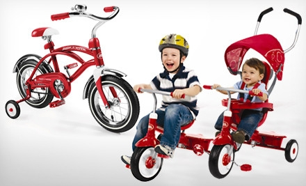 groupon radio flyer