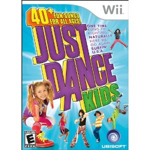 just dance kids wii game