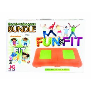 nickolodean fun n fit bundle