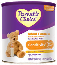 parents choice formula coupon
