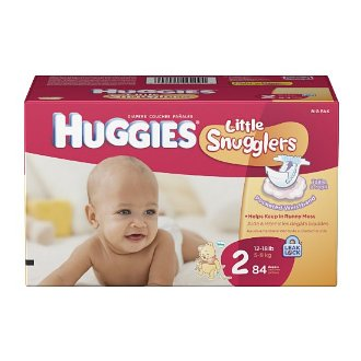 huggies little snuggles