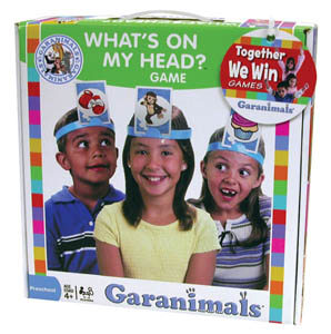 Garanimals Whats On My Head Game - Totsy