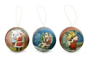 Holiday Mache Ornaments Set of 3 - Williams-Sonoma