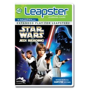 LeapFrog Leapster Learning Game Star Wars Jedi Reading - Amazon