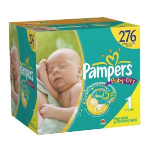 pampers cheap diapers