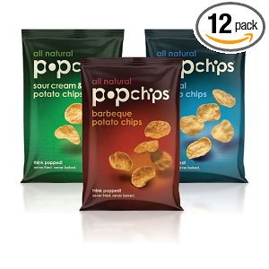 Popchips - Amazon - grocery deal