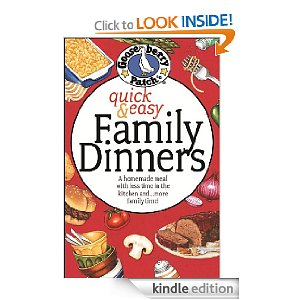 Quick and Easy Family Dinners Gooseberry Patch